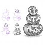 Skull & Pumpkins