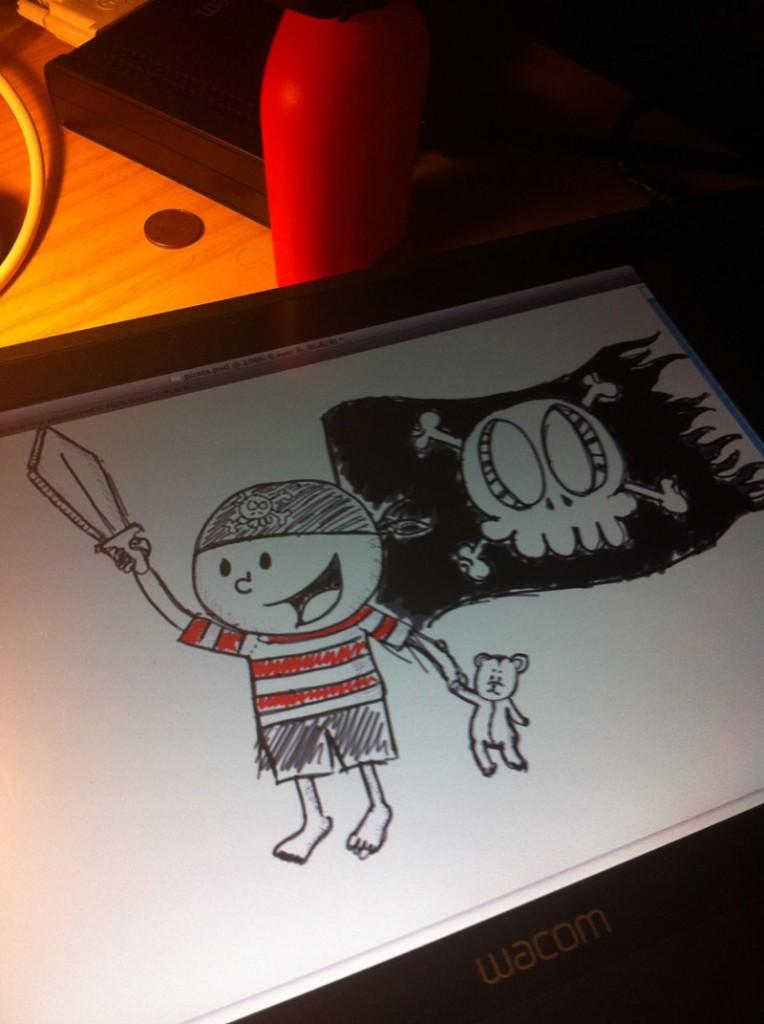Ilustración infantil