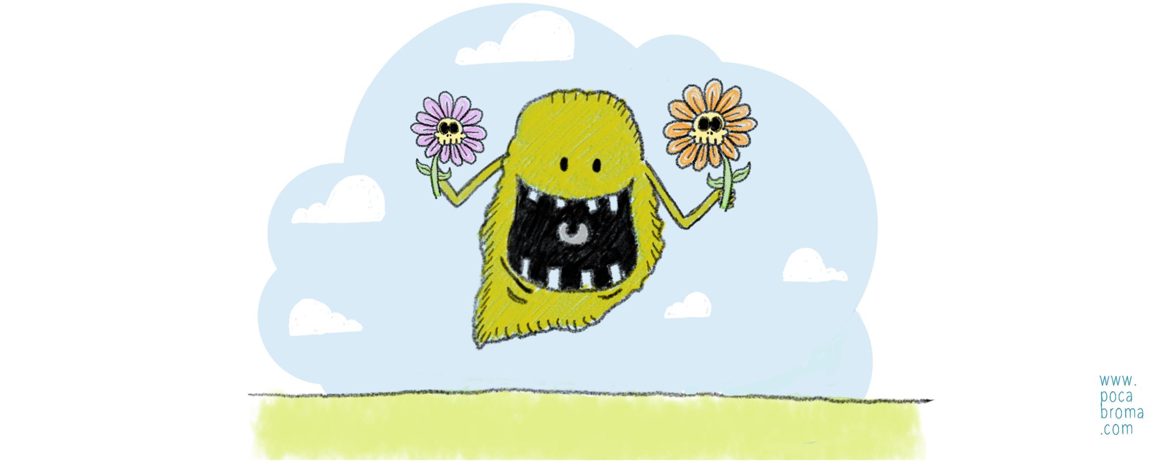 Bring me flowers