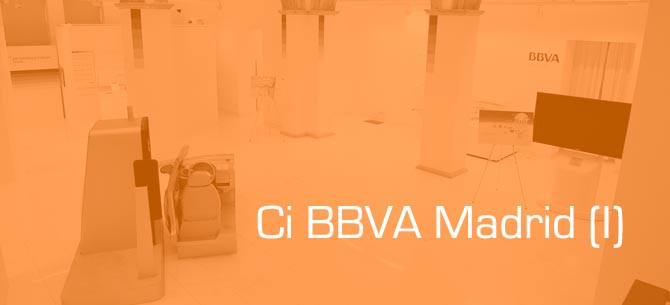 Ci BBVA Madrid (I)