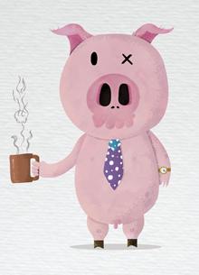 Skully Pig!